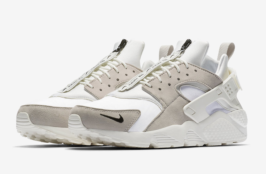 ec32a09fc679 Joining Nike s upcoming 2018 All-Star Collection is the Nike Air Huarache  in a White