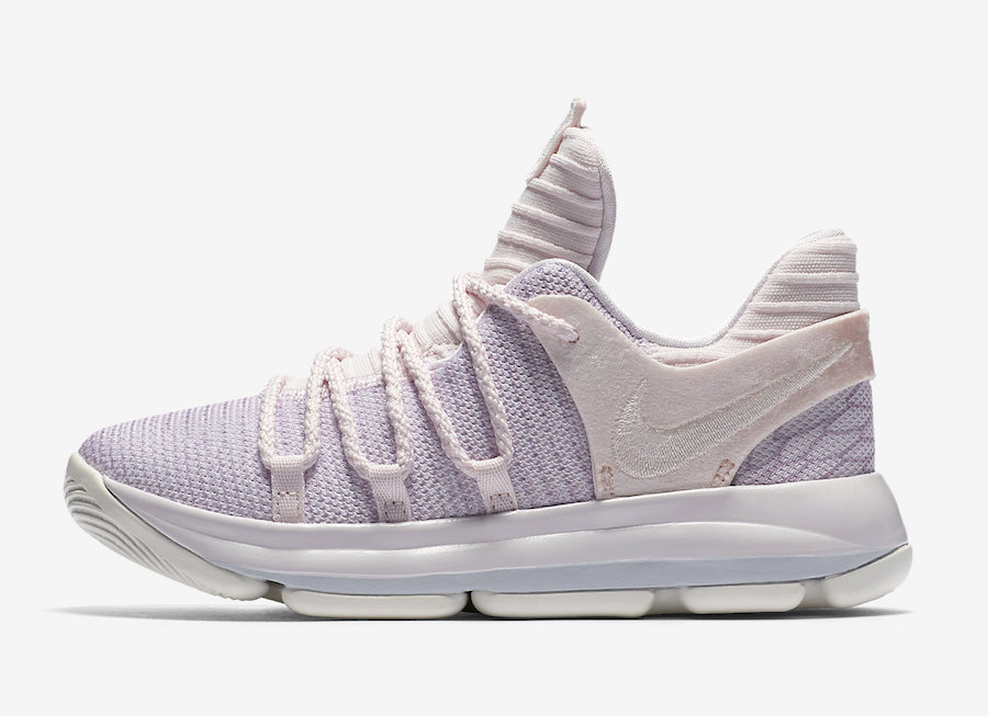 5dcb0a504a8c Nike KD 10 Aunt Pearl is Set to Release for the Whole Family