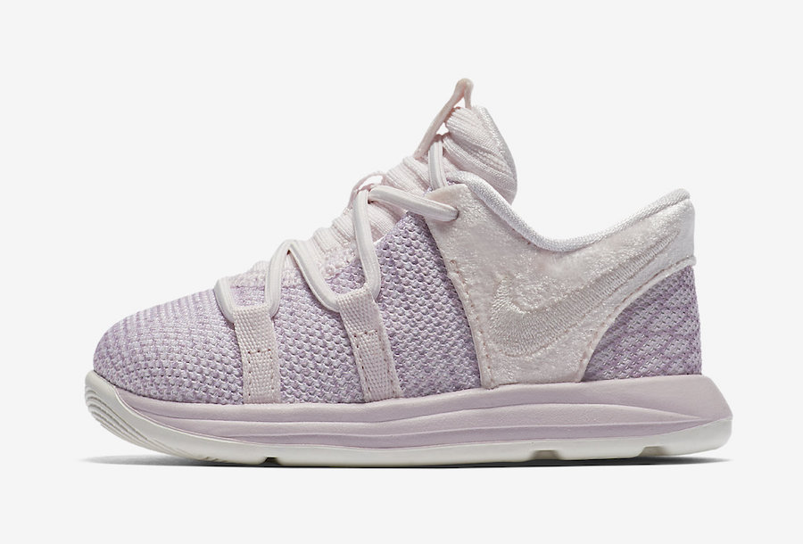 brand new e277b 41657 Nike KD 10 Aunt Pearl is Set to Release for the Whole Family