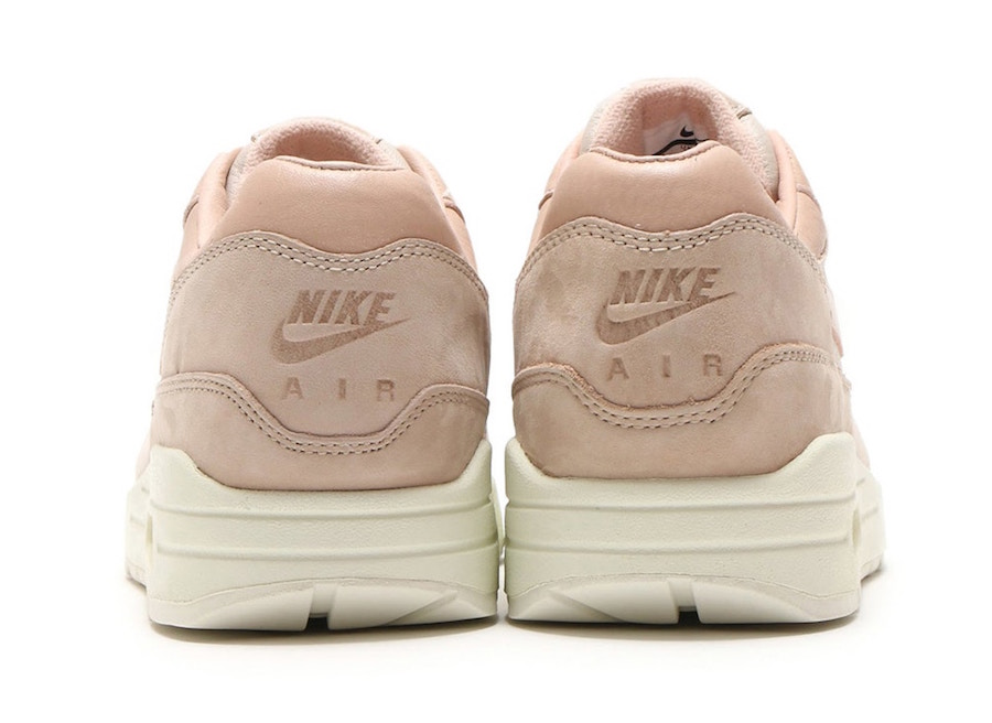 uk availability a51f2 c6f4f NikeLab Air Max 1 Pinnacle Color SandParticle Beige-Desert Sand-Sail  Style Code:859554-201