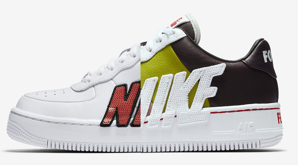Nike Air Force 1 Upstep LX in Two New