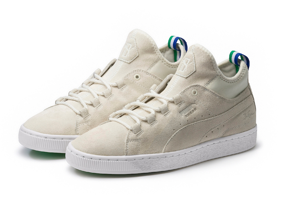 f49943c30642 In celebration of PUMA s Suede 50th Anniversary campaign