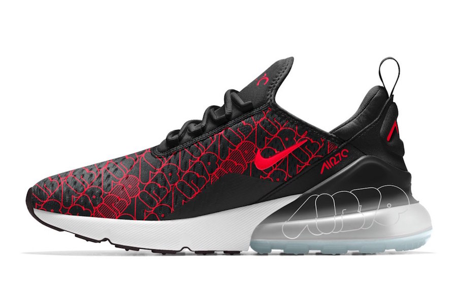 Add Graphics to your Nike Air Max 270