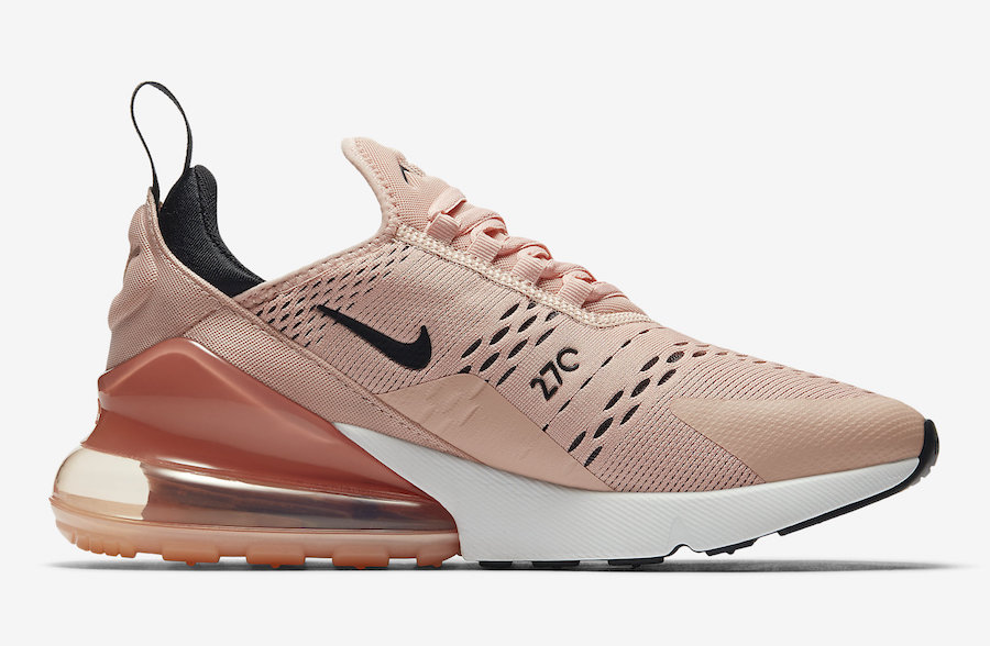 """Nike Air Max 270 """"Coral Stardust"""" Release Info"""