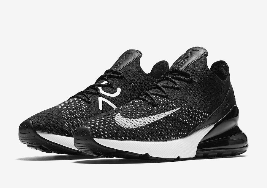 separation shoes 45c1a 34953 Nike Air Max 270 Flyknit