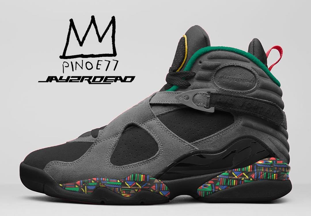 "Jordan Brand will be putting together two major drops that released in 1993. The Air Jordan 8 and the Nike Air Raid ""Peace"" were released by Nike around the ..."