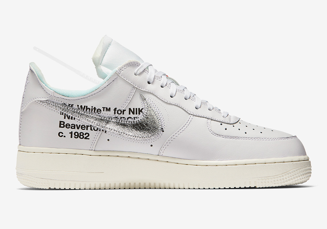 ... store for a restock in the near future. Until then, stay tuned with  Modern Notoriety for more news on the upcoming Nike Air Force 1 x Off White  series.