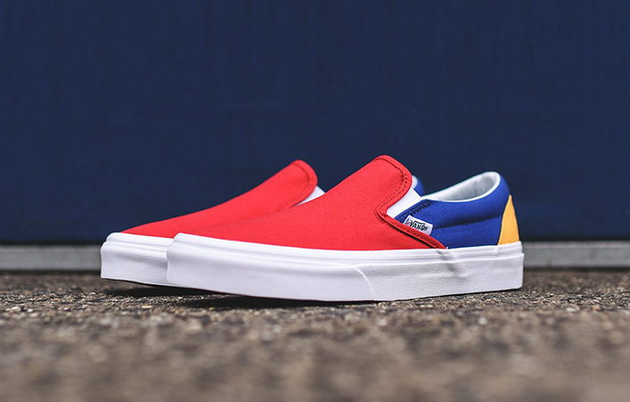 "Vans ""Yacht Club"" Pack"