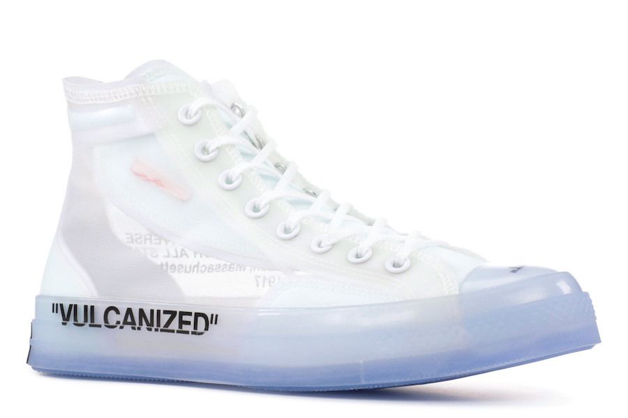 660642fe138b Off-White x Converse Chuck Taylor Release Info