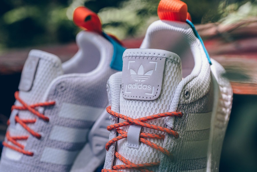 41027421a adidas NMD R2 Summer Color  Crystal White Orange-Green Style Code  CQ3080  Price   130. TAGS  adidas · adidas nmd r2 ... adidas nmd r2 summer