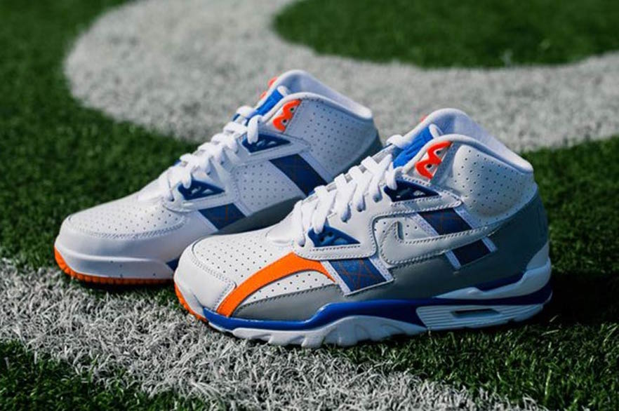 premium selection c2075 2a579 The Nike Air Trainer SC High Reverse Auburn is now available at select  shops like Rock City Kicks with the retail price tag of  130 USD.