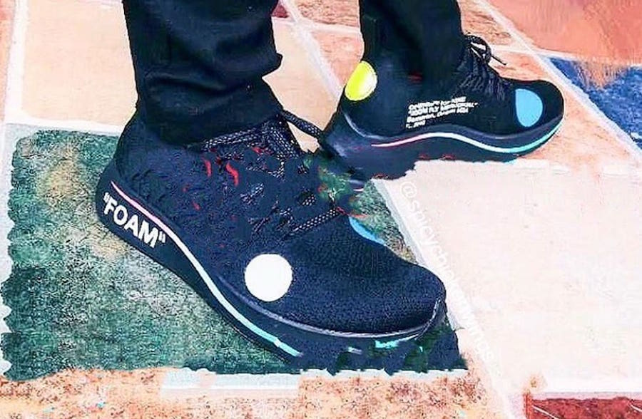013be934822 Off-White x Nike Zoom Fly Mercurial Flyknit