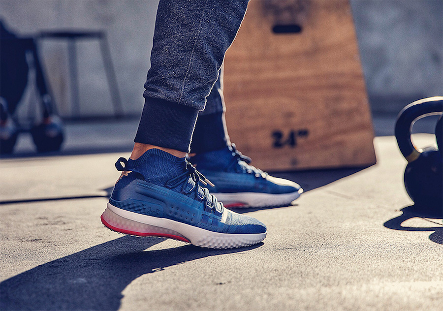 Rock Gets His Own Signature Shoe from UA