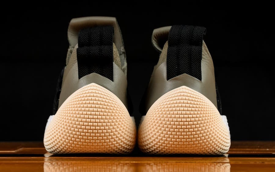 2f49e8dcb660 adidas Harden LS 2 Buckle Color  Olive White-Black Style Code  AQ0020  Release Date  May 28