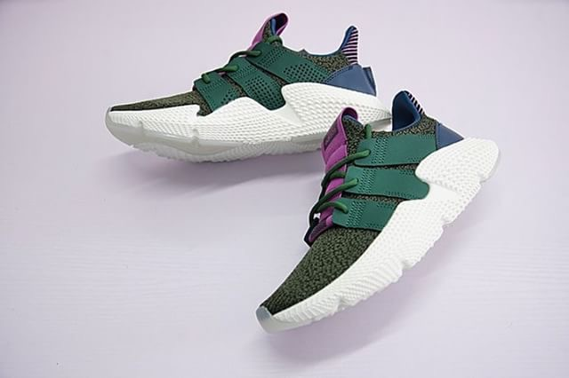 "best loved 8c8ae f411f Dragonball Z x adidas Prophere ""Cell"""