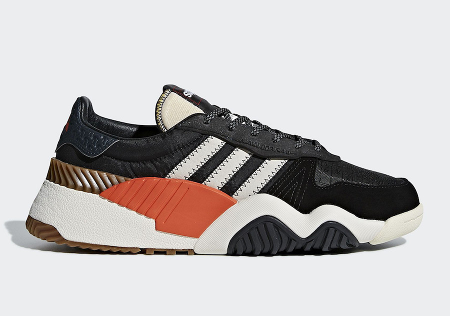 a7ff4e37 Alexander Wang x adidas Turnout Trainer Color: Core Black/Chalk White-Bold  Orange Style Code: AQ1237 Release Date: June 23, 2018. Price: $250