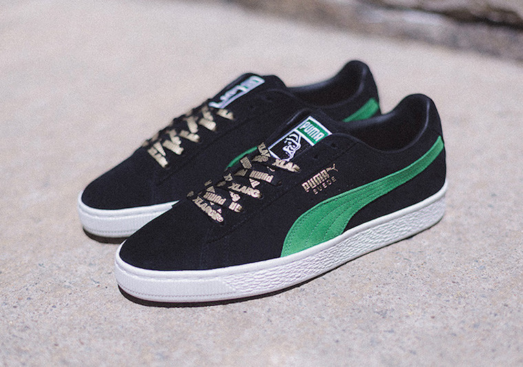 The XLARGE® x PUMA Suede 50 hits retailers this weekend