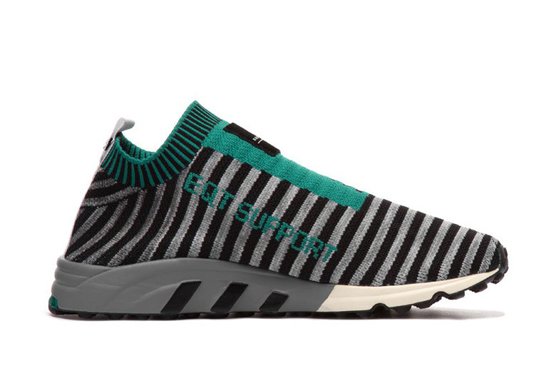check out d038b ace3c adidas EQT Support SK PK Color Grey TwoFootwear White-Sub Green Style  Code AQ1032