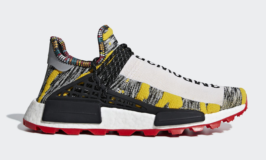 adidas pharrell williams nmd hu
