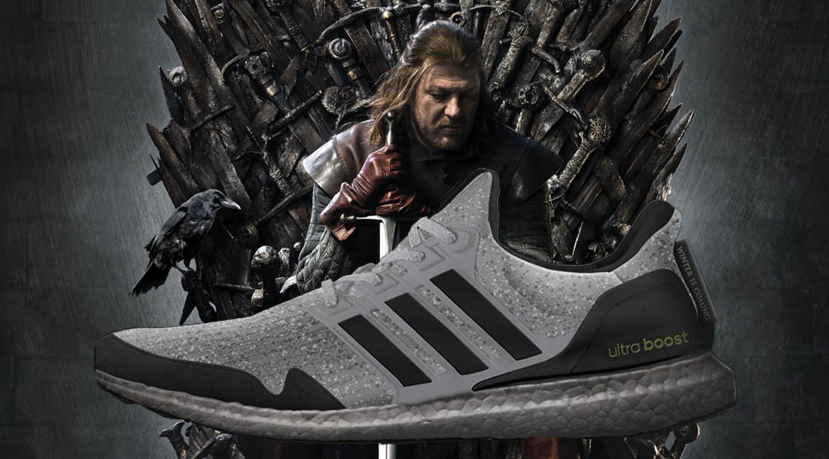 db4e1067e adidas will be collaborating with HBO hit show Game of Thrones in 2019.  adidas will be releasing a Game of Thrones collection