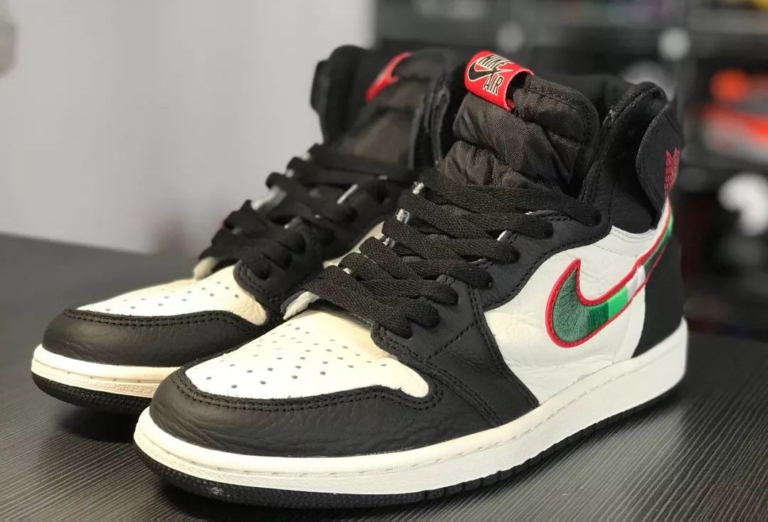 "a923080b798 Air Jordan 1 Retro High OG ""Sports Illustrated"" Style Code: 555088-015. Release  Date: Holiday 2018. Price: $160"