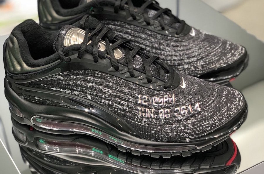 fe849eba2b0 Skepta and Nike continue their partnership with another Air Max  Collaboration for the books