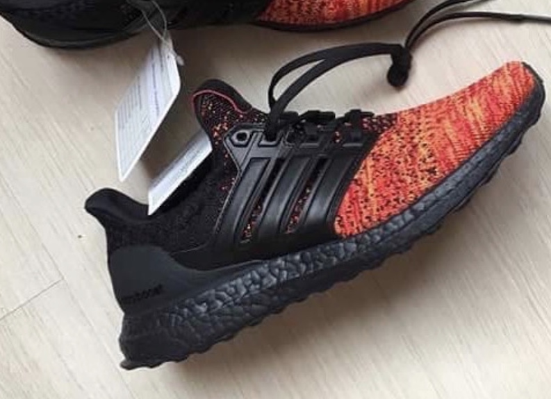 House of Targayen Dragons will be part of the upcoming Game of Thrones x  adidas Ultra Boost collection set for 2019. The adidas Ultra BOOST features  a black ... 2f7c24603