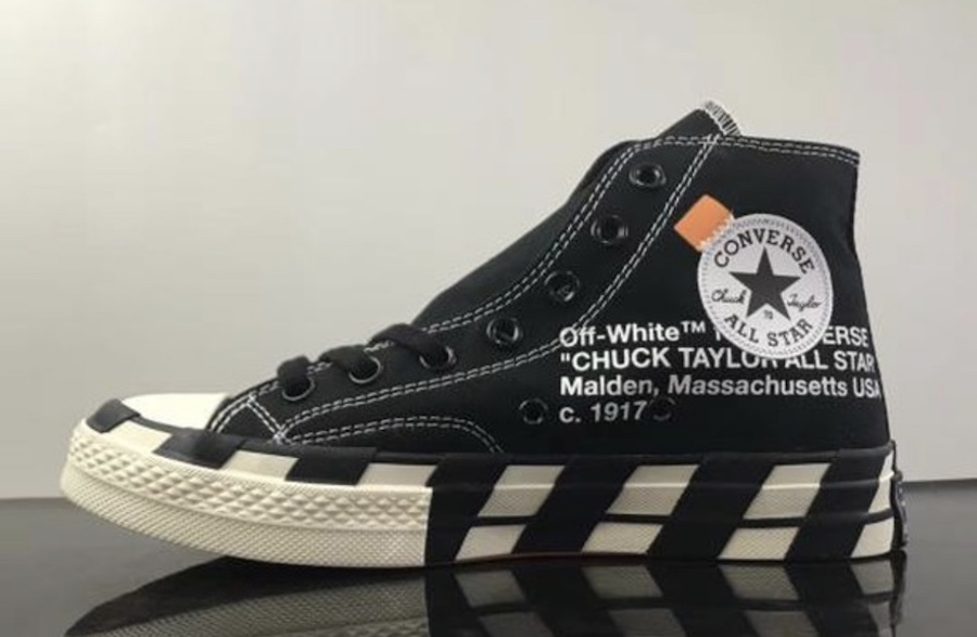 uk cheap sale reliable reputation arrives Off-White x Converse Chuck 70