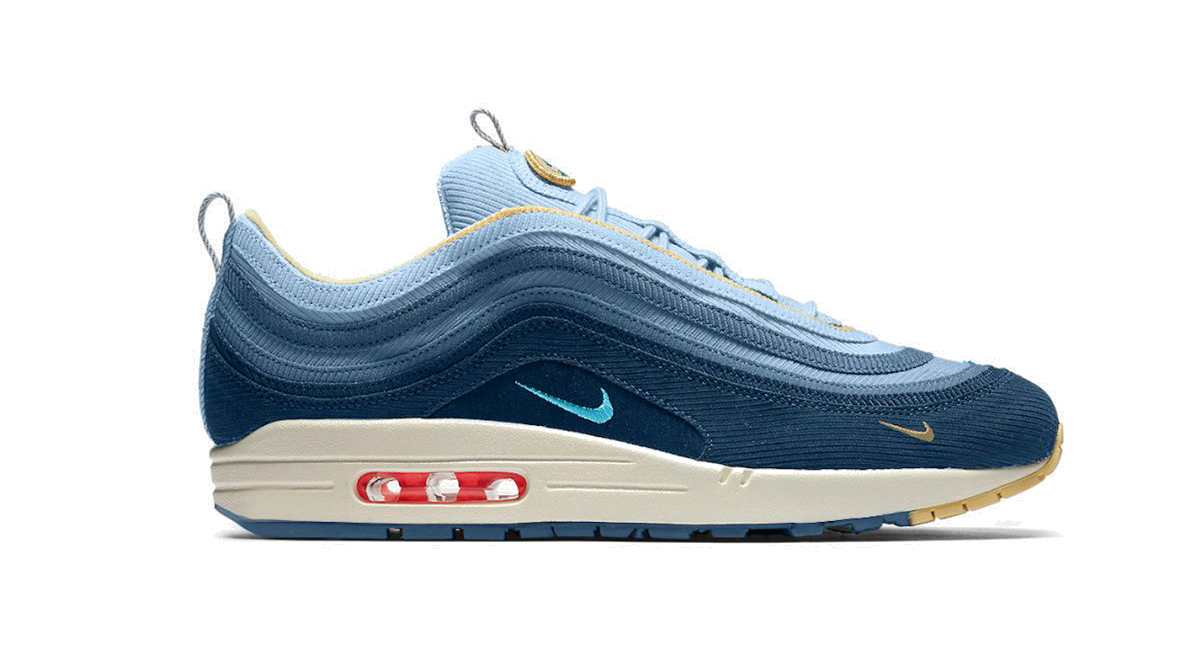 ca8326d2fae9c Sean Wotherspoon and Nike are getting ready for Round Two (no pun intended)  of the Nike Air Max 1 97 very soon. Following the hit Air Max that was ...