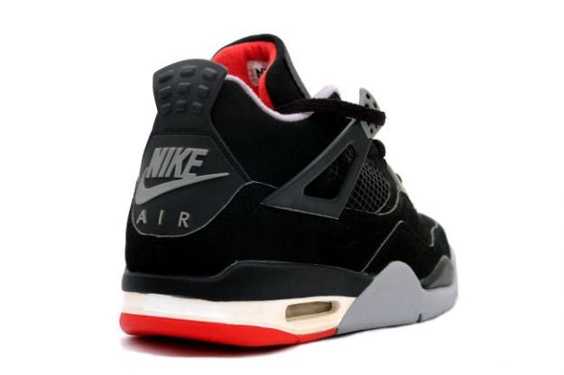 "Air Jordan 4 ""Bred"" Color  Black Cement Grey-Summit White-Fire Red Style  Code  308497-060. Release Date  May 11 fa0c918c1"
