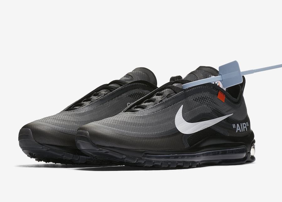 nike air max 97 x off white price