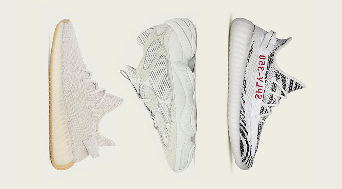 0acefdfb882a90 Kanye West and adidas are getting ready to roll out three YEEZY s next  month