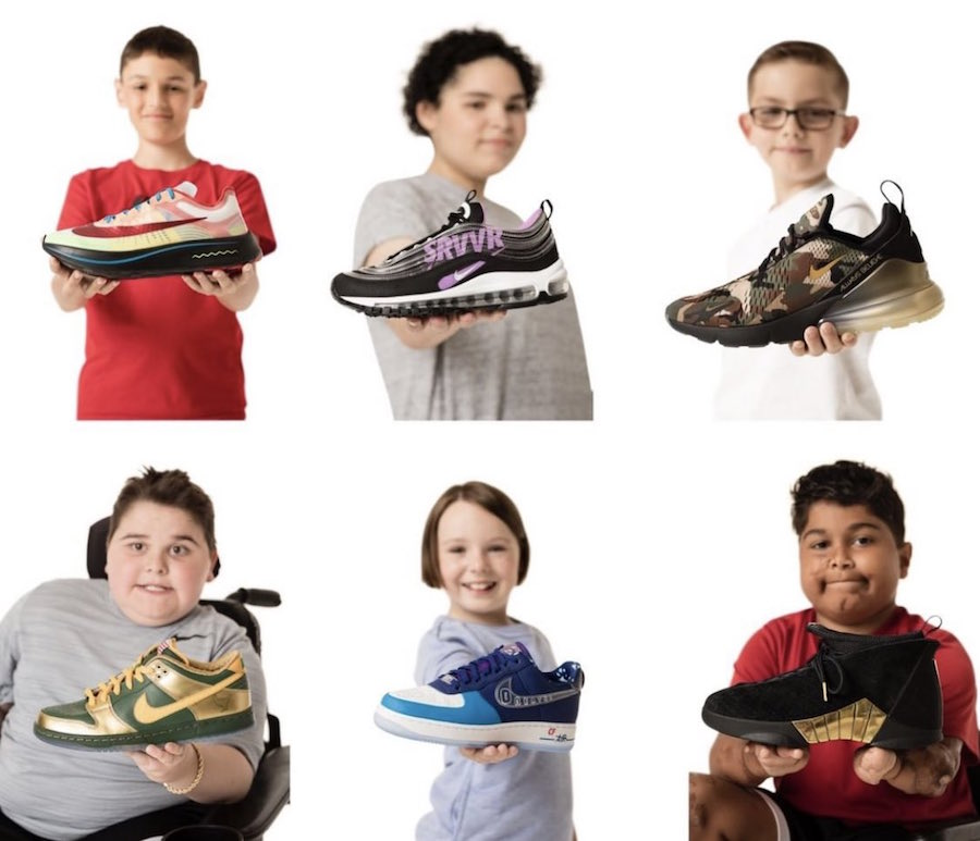 new arrival a6c6f 4f65c Nike 2018 Doernbecher Collection Release Info