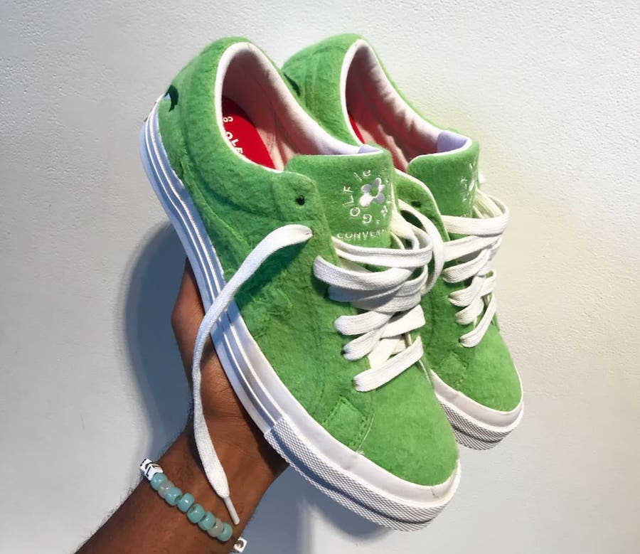 02fd5c1099a0 No official release info has yet to be released but expect more information  as the holidays come up. TAGS  Converse · converse tyler · golf ...