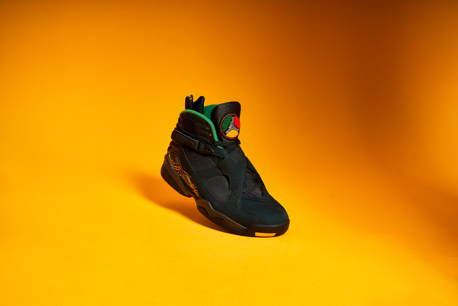 "034ab69e9a45 Air Jordan 8 Tinker ""Air Raid"" Color  Black Light Concord-Aloe  Verde-University Red Style Code  305381-004. Release Date  December 22"