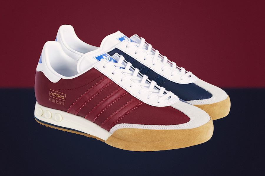 size? x adidas Kegler Bowling Inspired Silhouette Releases Soon