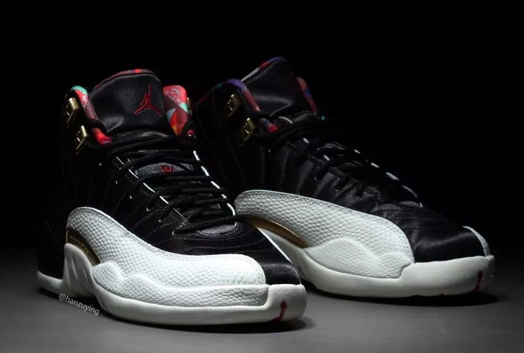 online store 70359 8f5ab Air Jordan 12 Chinese New Year Release Date