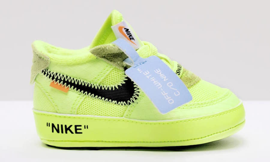 nike air force 1 off white sizing
