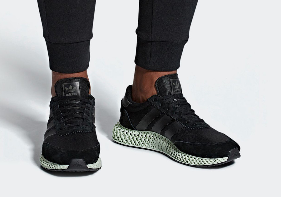 lowest price a2bbb f8597 adidas Futurecraft 4D-5923 Black Release Date