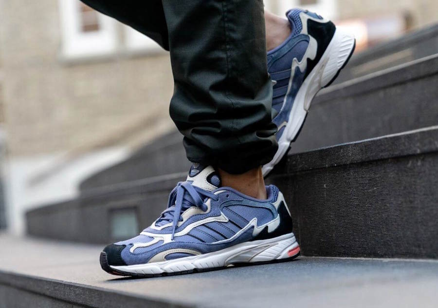 886f380563e adidas takes inspiration from  90s runners with the adidas Temper Run.