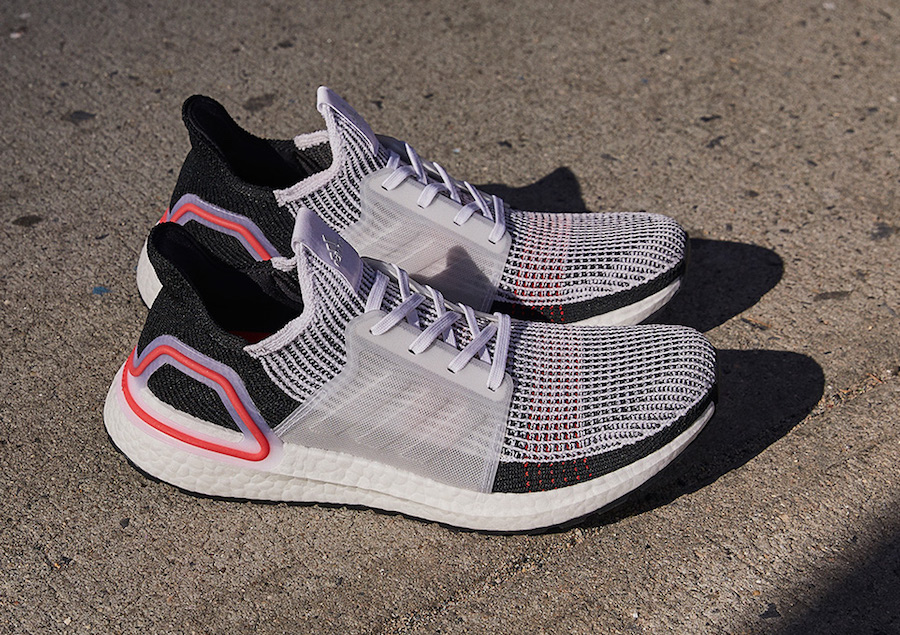 low priced 56547 7579b Adidas Performance. Ultra Boost 2019 Active Red Release Info