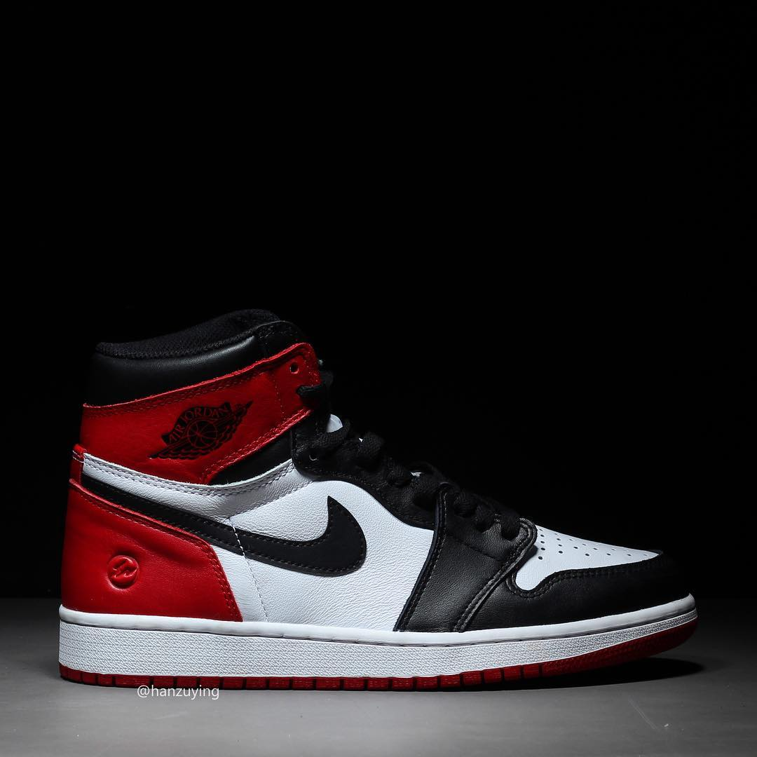 945e83fe7a89c6 Stay tuned for more news on the Air Jordan 1 x Fragment Black Toe 2019 here  on Modern Notoriety.