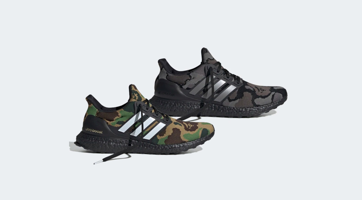 087a7f76f adidas Running and BAPE will be releasing a special set of UB s set to  release on February 2nd