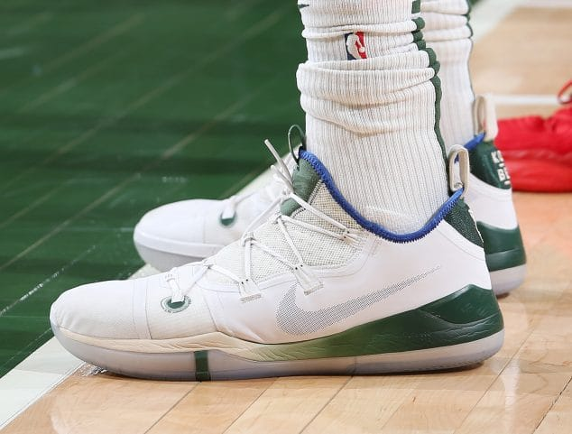 The round! of sneakers NBA 2019