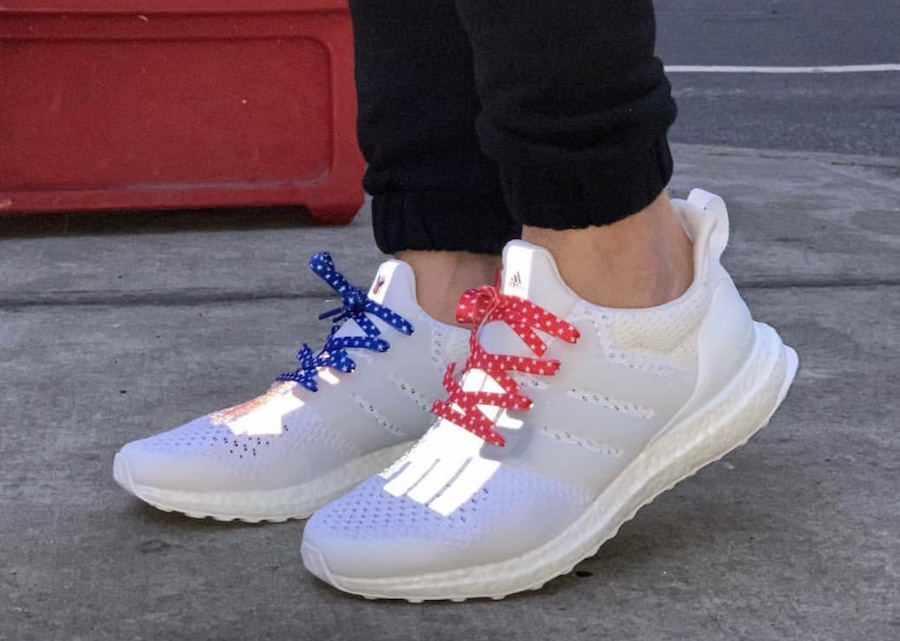 Undefeated x adidas Ultra Boost \