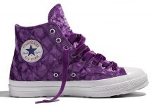 separation shoes f98ee 3a934 Converse x GOLF le FLEUR  Quilted Velvet Collection