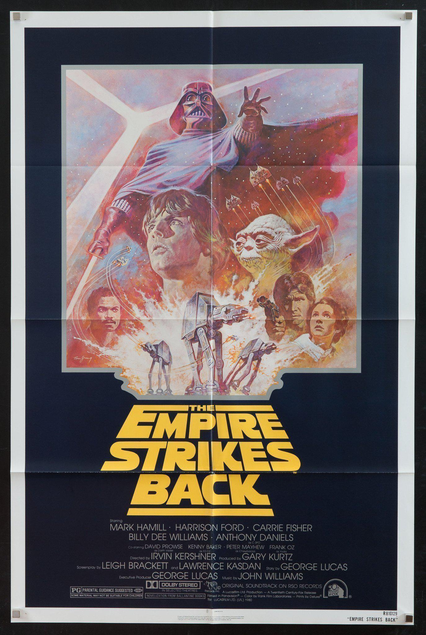 Star Wars Episode V The Empire Strikes Back S 39th Bday
