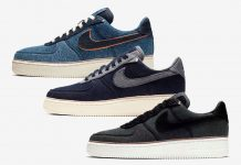 best service 35029 5ff9c 3×1 x Nike Air Force 1 Pack