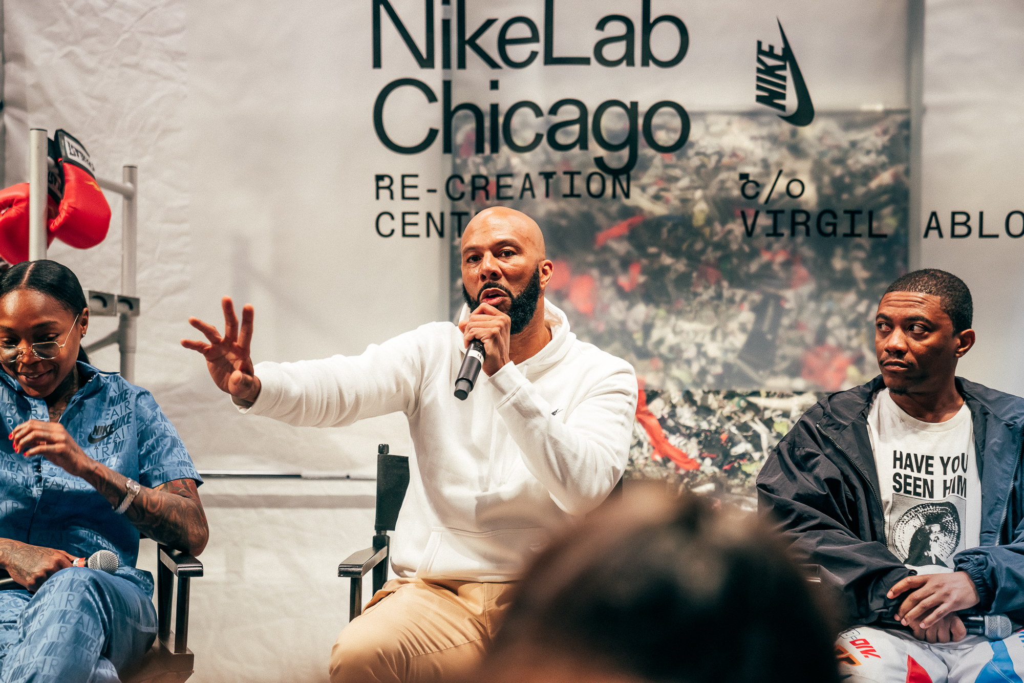 NikeLab Chicago Virgil Abloh Common