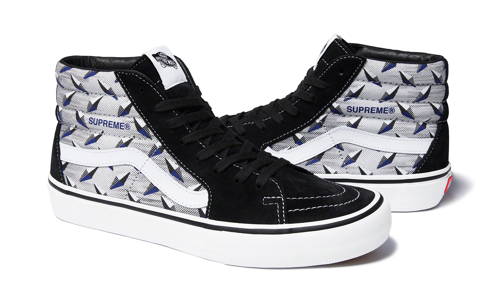 Supreme X Vans Diamond Plate
